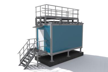 Container – mehr als nur Büro oder Unterkunft